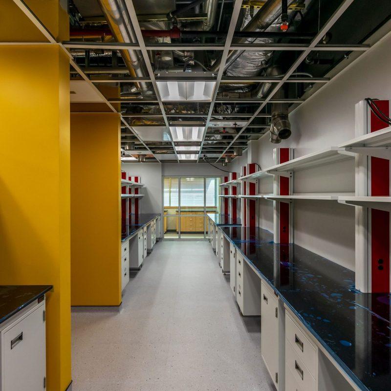 NCSU Carbon Electronics Lab